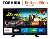 Toshiba 50 Inch 4K Ultra HD Smart LED TV with HDR Fire TV Edition Deal (Small Image)