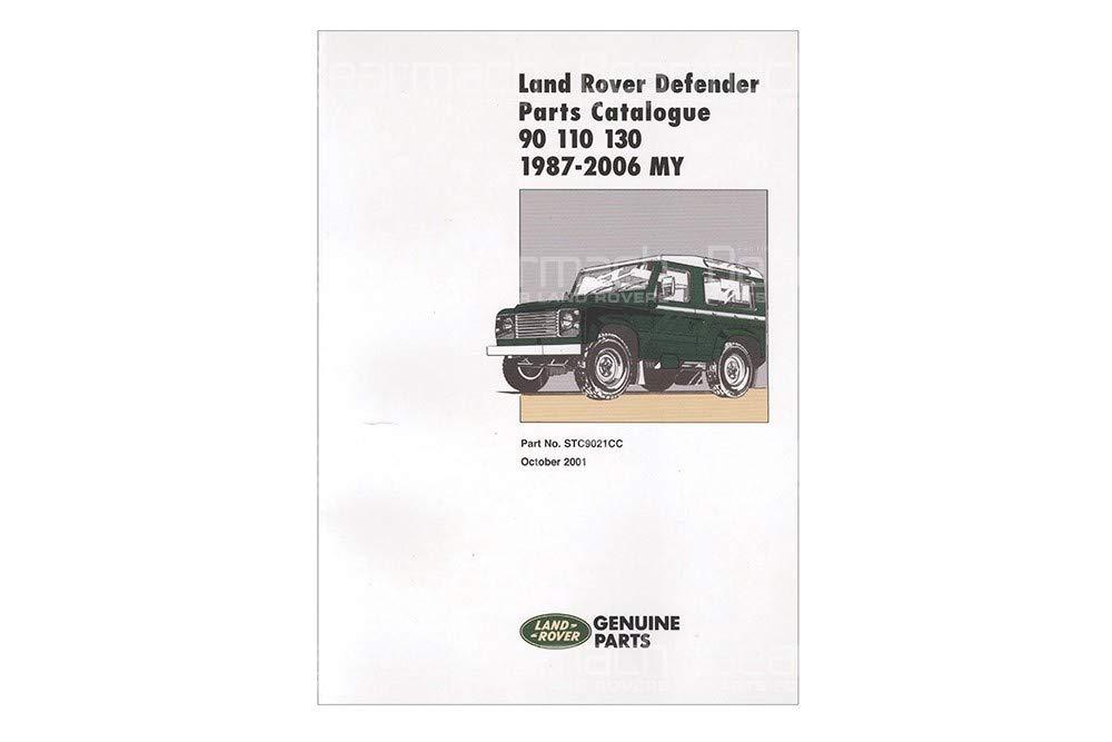BEARMACH OEM - Parts Catalogue - Defender Part# STC9021CC