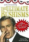 """""""Ultimate Bushisms"""" av Jacob Weisberg"""
