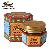 pickle sucker - 100% Original 19.4g Red Tiger Balm Ointment Muscle Pain Relief Ointment Soothe itch