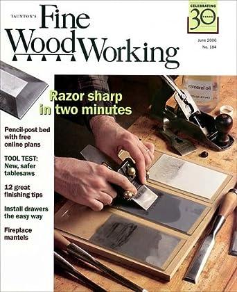 Fine Woodworking Amazon Com Magazines