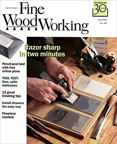 Fine Woodworking Amazon Com Magazines