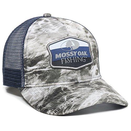 talla MOFS16A pesca única Oak Mossy color azul hombre de Gorra para qxzIf5w