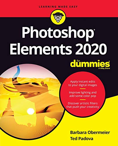 Photoshop Elements 2020 For Dummies (For Dummies (Computer/Tech))