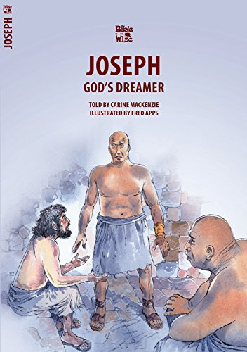 Joseph: God's Dreamer (Bible Wise)