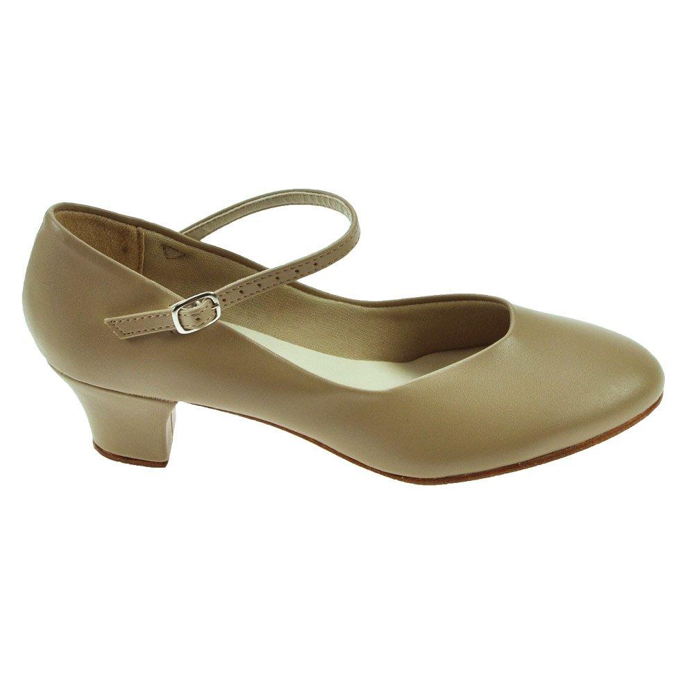So Danca Ch50, Zapatos de Tap para Mujer 12 US