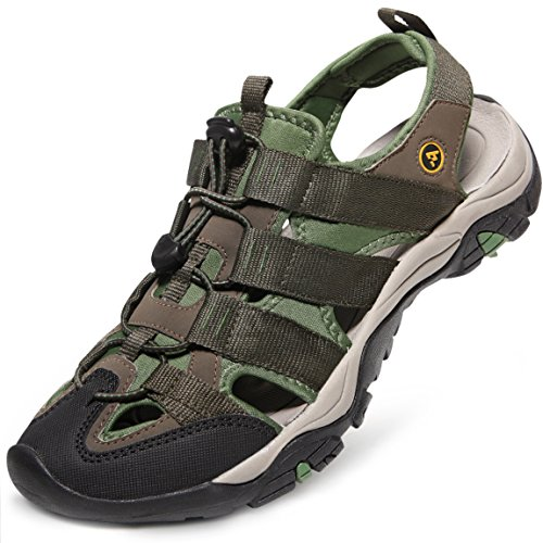 Toecap AT Outdoor M106 Sports Z5 Atika Sandals Trail 3Layer Mens Water M107 M107 Shoes GRN fTn88UWqxI