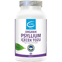 The LifeCo Psyllium Husks Organik Karnıyarık Otu Tohumu Tozu 250g