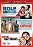 Role Models / Pineapple Express / Step Brothers [Import anglais]