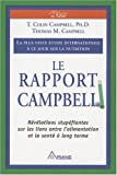 Le Rapport Campbell : La plus vaste étude internationale à ce jour sur la nutrition