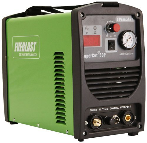 Everlast SuperCut 50 110v/220v Inverter Plasma Cutter 50amp