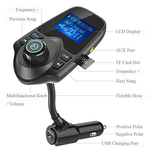 Newest-Version-LED-FM-Transmitter-Nulaxy-Wireless-In-Car-Bluetooth-FM-Transmitter
