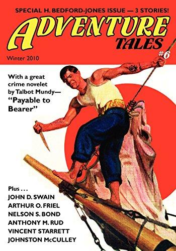 Adventure Tales #6: Classic Pulp Fiction