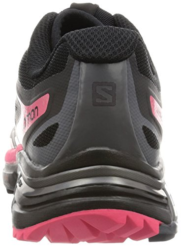 Salomon Donna Wings Scarpe Dark Running Pro Nero Madder Pink Cloud 2 Black rrdWXq