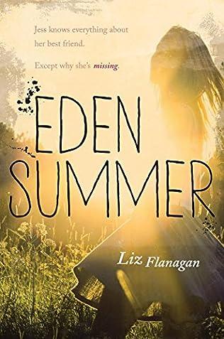 book cover of Eden Summer