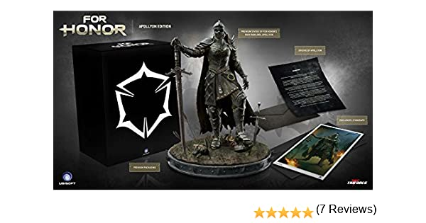 TriForce For Honor Apollyon Edition PVC Statue 35 cm (Game NOT ...
