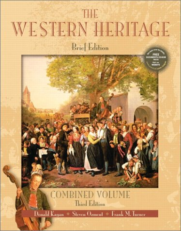 The Western Heritage: Combined Brief Edition with CD-ROM (3rd Edition)