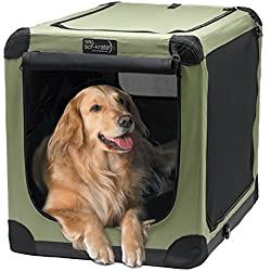 Noz2Noz 669 N2 Sof-Krate Indoor/Outdoor Pet Home, 42 inches, for Pets up to 90lbs