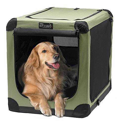 Noz2Noz 669 N2 Sof-Krate Indoor/Outdoor Pet Home, 42 inches, for Pets up to 90lbs by Noz2Noz
