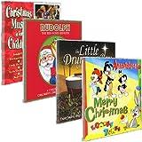 Children's Christmas Music - 4 Pack