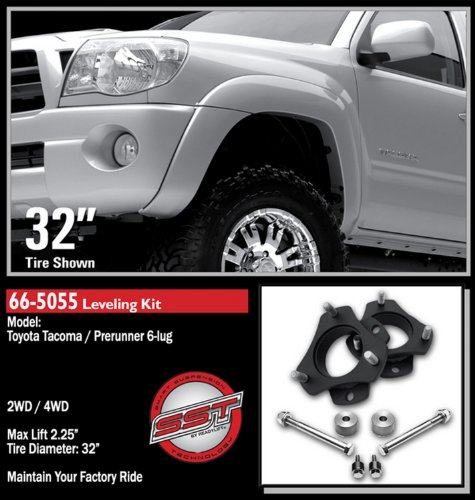 ReadyLift 66-5055 2.25'' Leveling Kit for Tacoma/Prerunner 2WD/4WD by Readylift (Image #1)