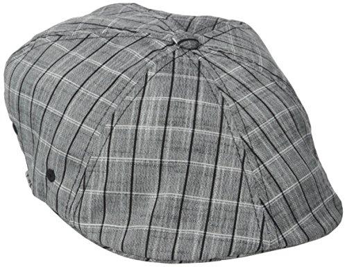 Kangol Men's Plaid Flexfit 504, Lattice Check, Small/Medium ()