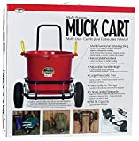 LITTLE GIANT Large Bucket or Tub Cart Muck
