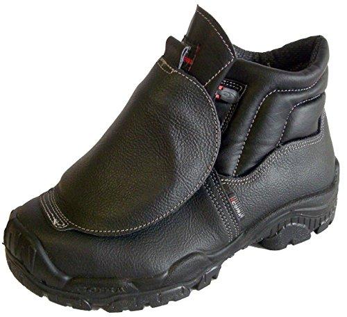 Cofra 31172-000.W46 Brunt S3 M SRC Chaussure de sécurité Taille 46 Noir