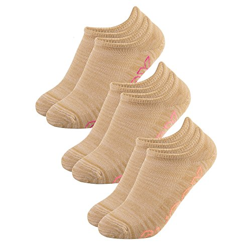 These are some nice socks. This is a three pack. These are tan in color and are very nice.