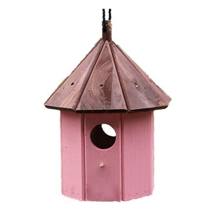 Nido cálido Cabaña Al Aire Libre Nido De Pájaros Decoración Casa ...