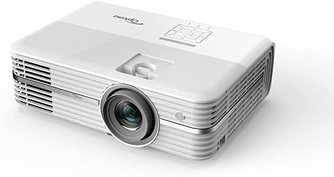 OPTOMA TECHNOLOGY UHD40 - Proyector 4K Home Cinema Ultra HD, 2400 ...