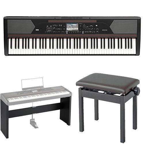 特価 KORG KORG 電子ピアノ DIGITAL ENSEMBLE PIANO DIGITAL HAVIAN 30 ENSEMBLE B01M151EGM 専用スタンド&椅子セット, Maqua-store:cc2338f1 --- advertdigitalmantra.com