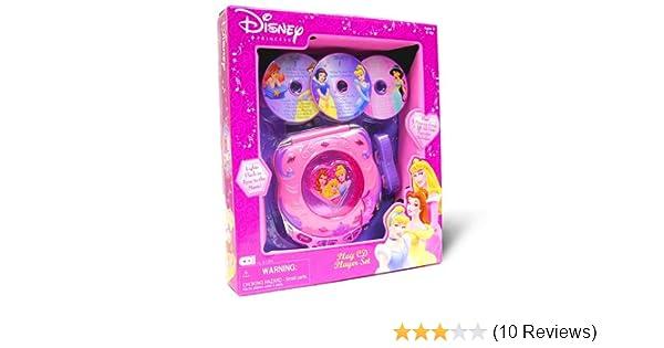 Amazon com: Disney Princess CD Player: Toys & Games