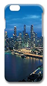 ACESR Awesome iPhone 6 Cases, Skyline PC Hard Case Cover for Apple iPhone 6 (4.7 INCH) - 3D Design iPhone 6 Case