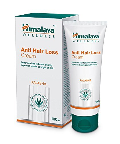 Himalaya Products/Himalaya India -Himalaya Healthcare Herbals Himalaya Ayurvedic Anti Hair Loss Cream, 100ml