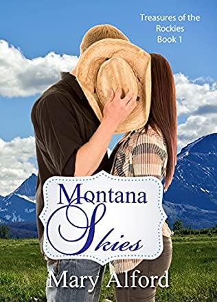 book cover of Montana Skies