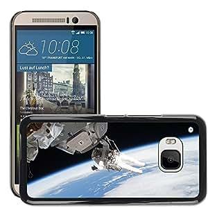Print Motif Coque de protection Case Cover // M00292270 Estación Espacial Internacional el // HTC ONE M9
