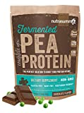 Nutrasumma Fermented Pea Protein, 1lb, Chocolate Review