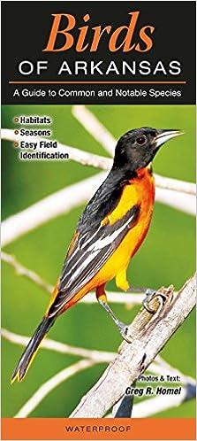 Arkansas birds (pocket naturalist® guide).