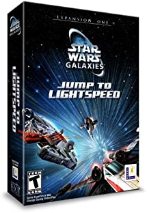 Star Wars Galaxies: Jump to Lightspeed Expansion     - Amazon com