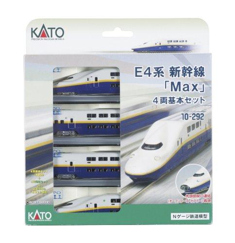 (Kato 10-292 E4 Max 4 Car Set)
