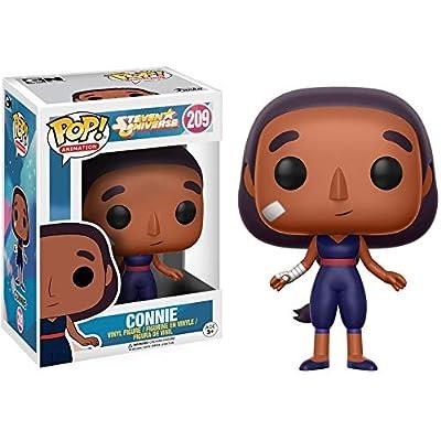 Funko POP Animation Steven Universe Connie Action Figure: Funko Pop! Animation:: Toys & Games