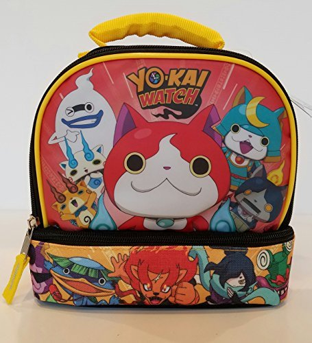 YO-KAI Watch Lunch box Lunch bag 2 compartment by Accessory Innovations