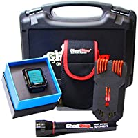 Ghost Hunting Beginner Kit with EVP, EMF and Hard Case