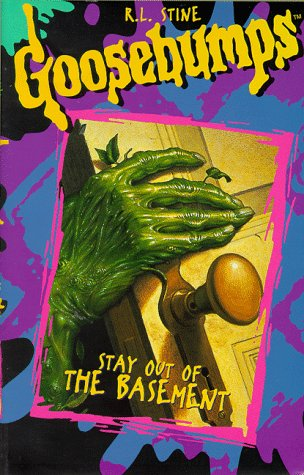 Goosebumps: Stay Out of Basement
