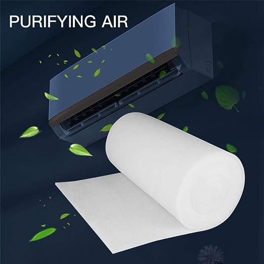 Sunniy Filtro de Aire Acondicionado, pureza Filtro de Aire con ...