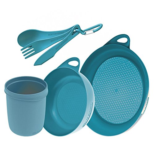 Sea to Summit Delta Camp Set (Pacific Blue)