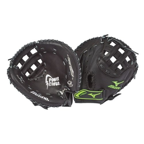 Fastpitch Softball Series (Mizuno Prospect GXS101 Youth Fastpitch Catcher's Mitt (32.50-Inch, Right Handed Throw))