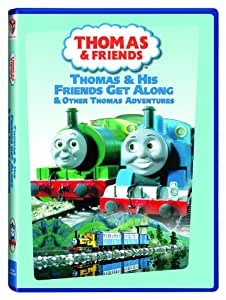 Thomas & Friends: Thomas & His Friends Get Along & Other Thomas Adventures