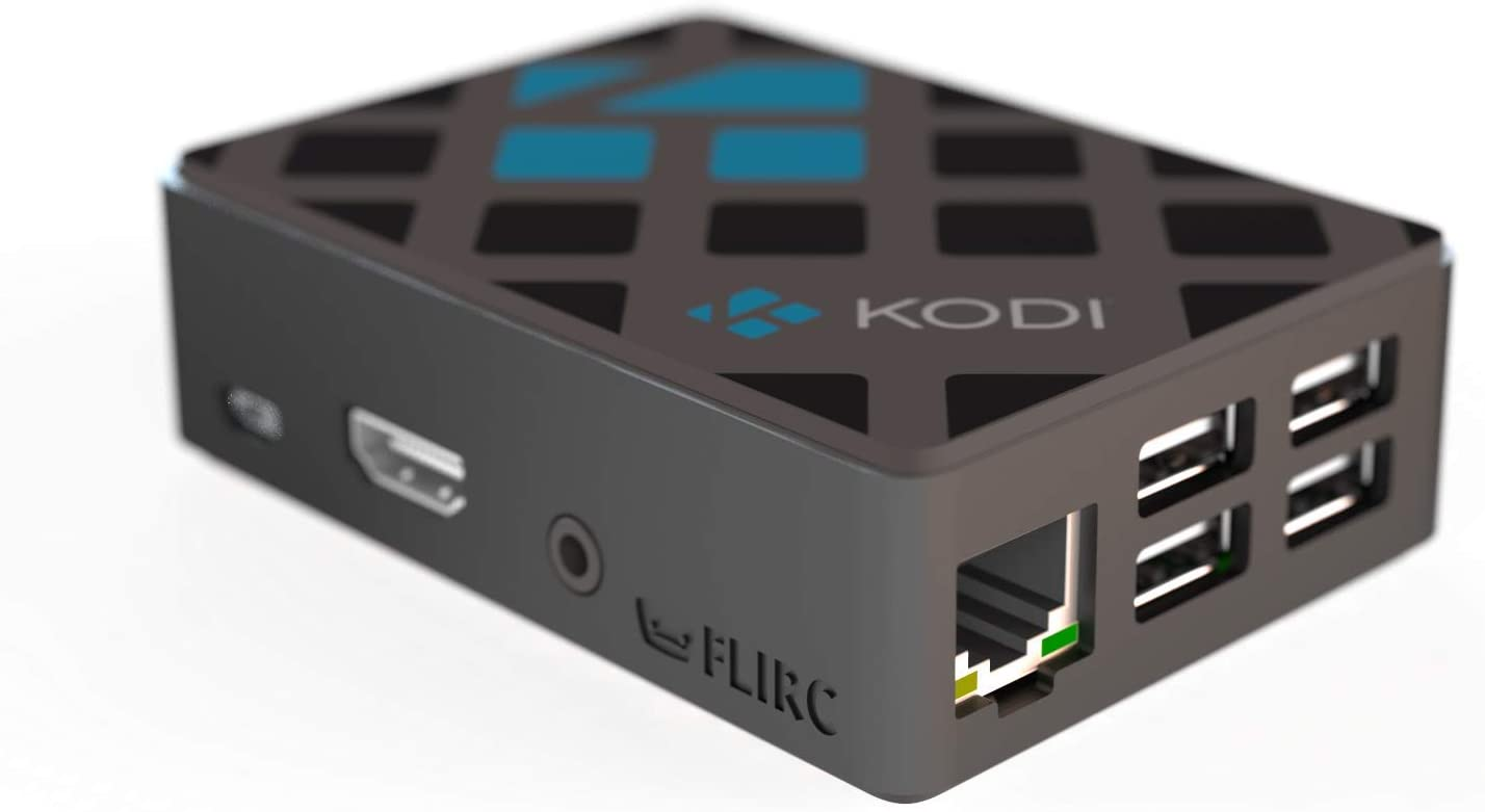 Flirc Raspberry Pi 3B Case (Kodi Edition)